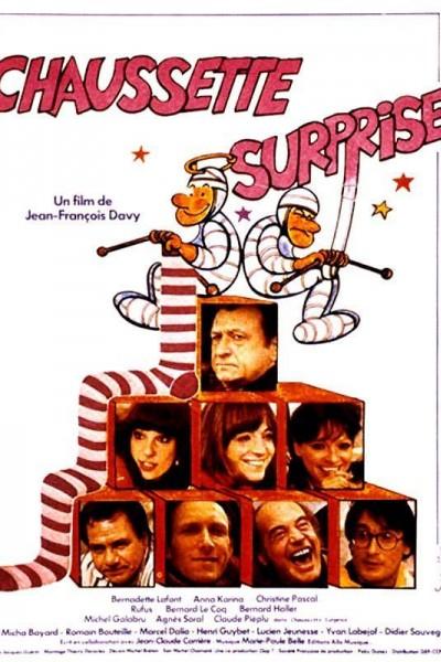 Caratula, cartel, poster o portada de Chaussette surprise