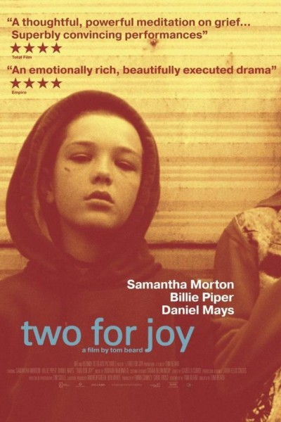 Caratula, cartel, poster o portada de Two for Joy