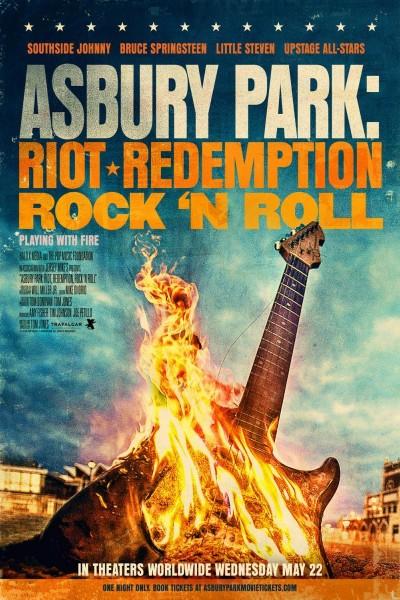 Caratula, cartel, poster o portada de Asbury Park: Riot, Redemption, Rock \'n Roll