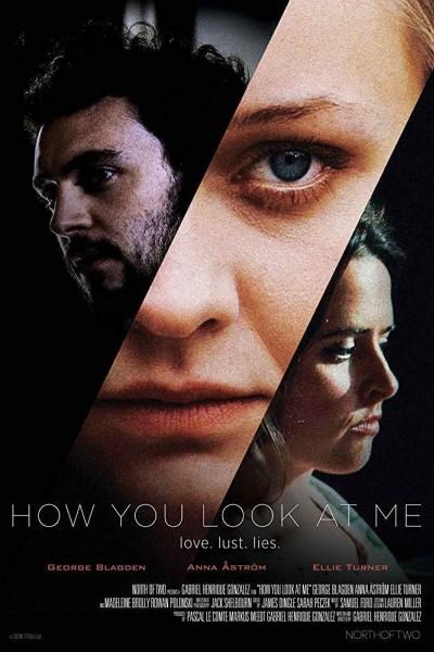 Caratula, cartel, poster o portada de How You Look at Me