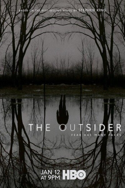 Caratula, cartel, poster o portada de The Outsider