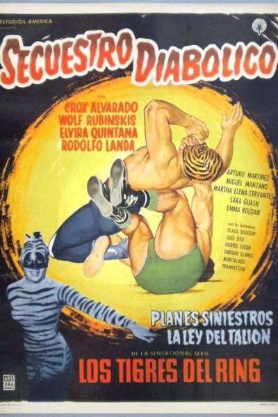 Caratula, cartel, poster o portada de Secuestro diabólico