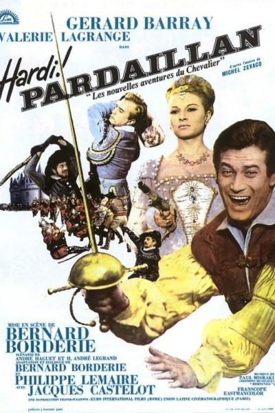 Caratula, cartel, poster o portada de El espadachín diabólico