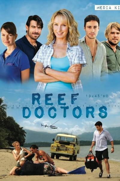 Caratula, cartel, poster o portada de Reef Doctors