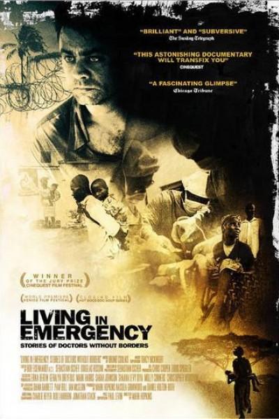 Caratula, cartel, poster o portada de Living in Emergency
