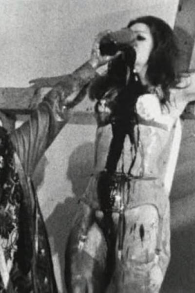 Caratula, cartel, poster o portada de Maria-Conception-Action: Hermann Nitsch