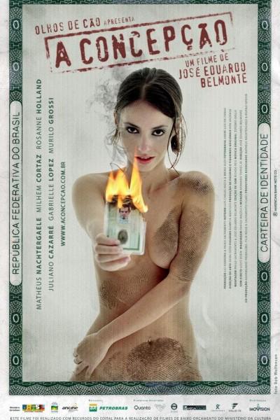Caratula, cartel, poster o portada de Conception