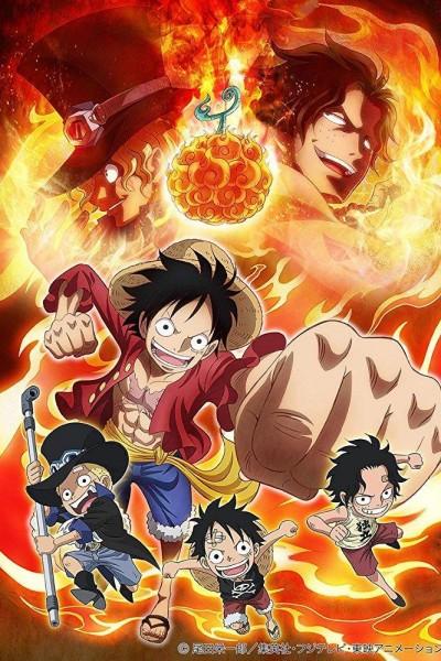 Caratula, cartel, poster o portada de One Piece: Episode of Sabo