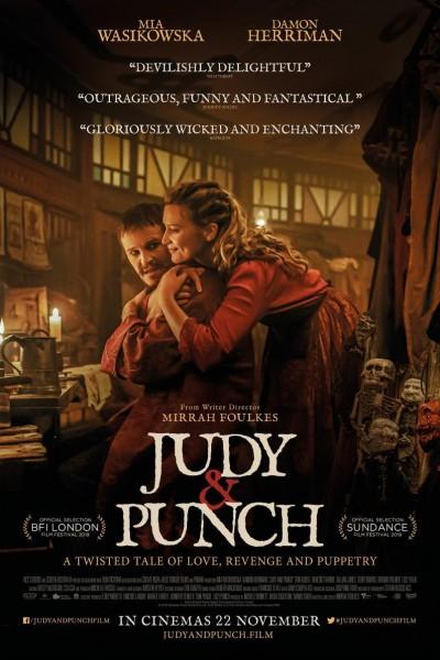 Caratula, cartel, poster o portada de Judy & Punch