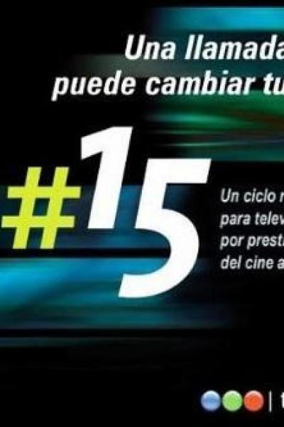 Caratula, cartel, poster o portada de Numeral 15