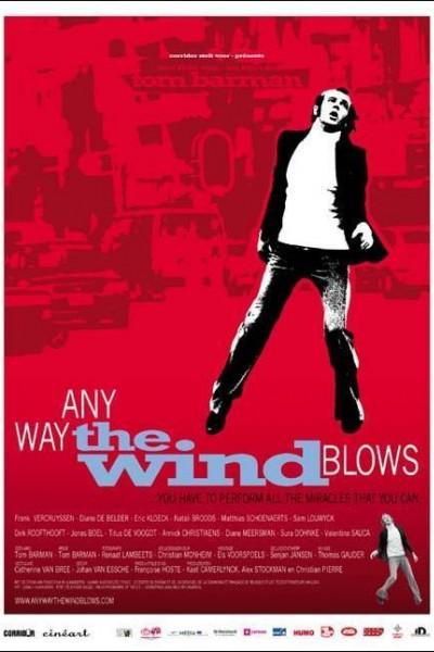 Caratula, cartel, poster o portada de Any Way the Wind Blows