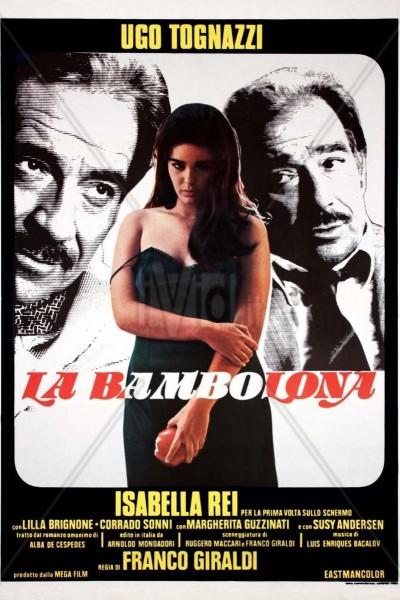 Caratula, cartel, poster o portada de La tontita