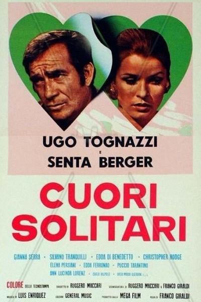 Caratula, cartel, poster o portada de Cuori solitari