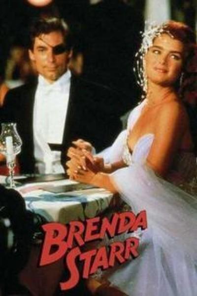 Caratula, cartel, poster o portada de Brenda Starr