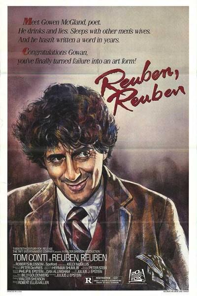 Caratula, cartel, poster o portada de Reuben, Reuben