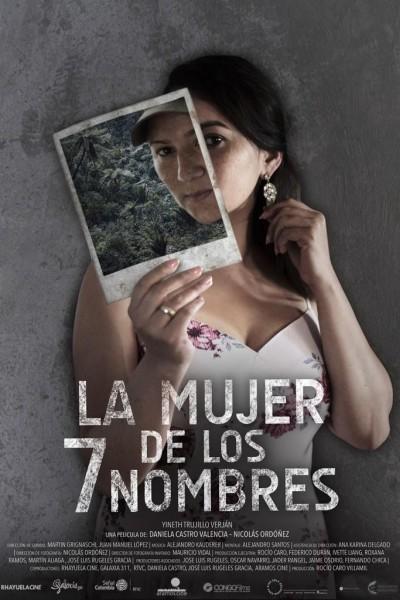 Caratula, cartel, poster o portada de La mujer de los 7 nombres