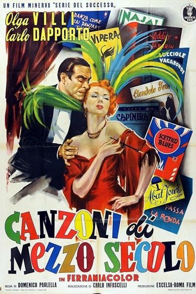 Caratula, cartel, poster o portada de Canzoni di mezzo secolo