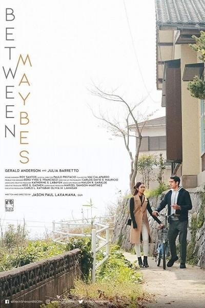 Caratula, cartel, poster o portada de Between Maybes