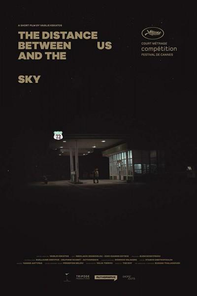 Caratula, cartel, poster o portada de The Distance Between Us and the Sky