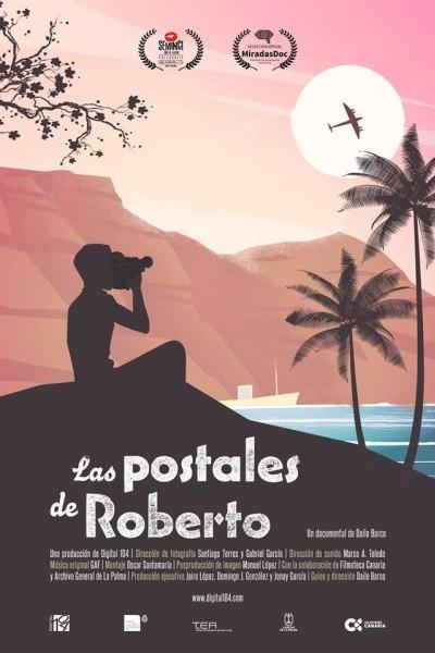 Caratula, cartel, poster o portada de Las postales de Roberto
