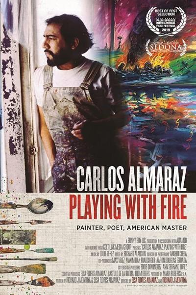 Caratula, cartel, poster o portada de Carlos Almaraz: Playing with Fire