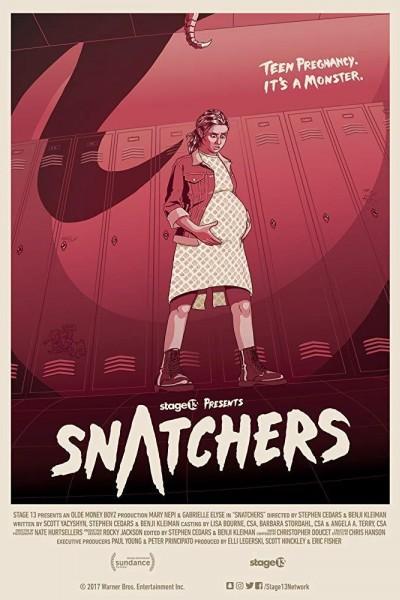 Caratula, cartel, poster o portada de Snatchers