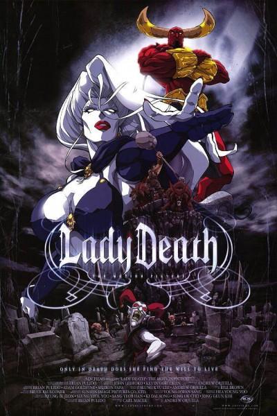Caratula, cartel, poster o portada de Lady Death