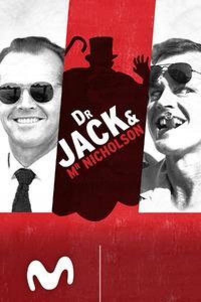 Caratula, cartel, poster o portada de Dr. Jack y Mr. Nicholson