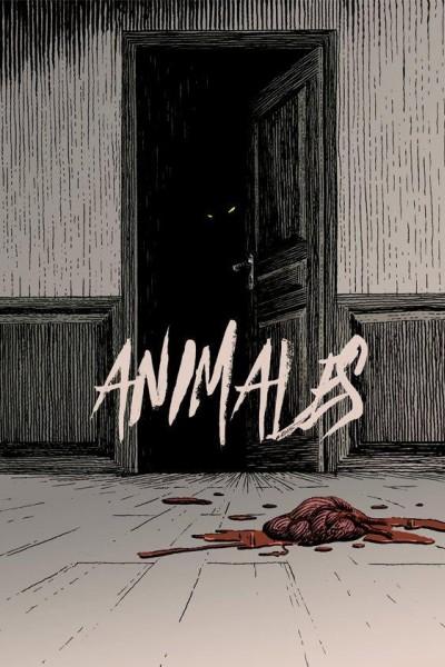 Caratula, cartel, poster o portada de Animales