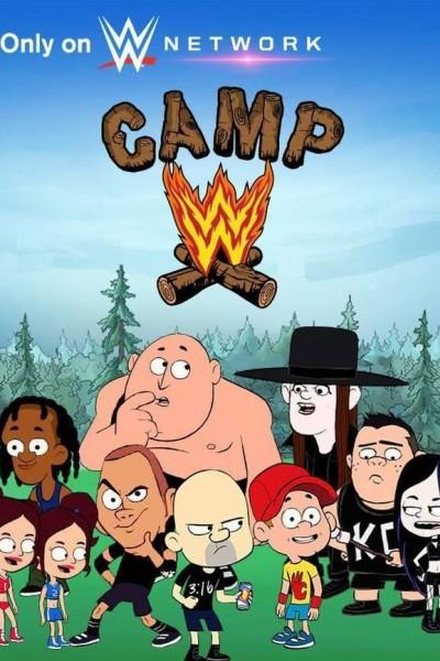 Caratula, cartel, poster o portada de Camp WWE