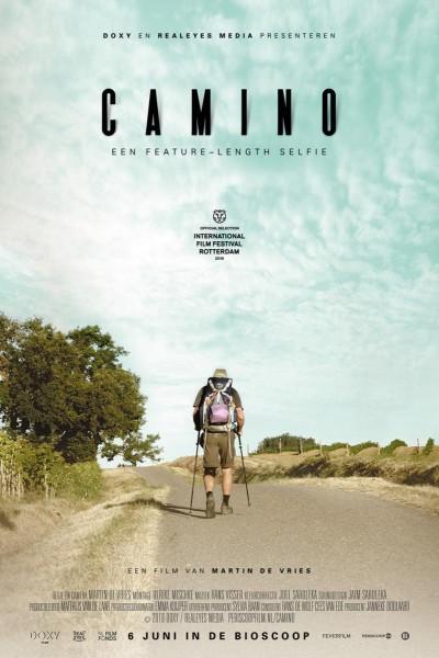 Caratula, cartel, poster o portada de Camino, a Feature-length Selfie