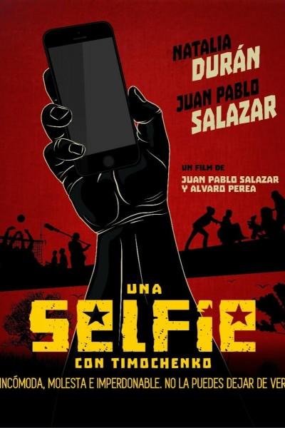 Caratula, cartel, poster o portada de Una selfie con Timochenko
