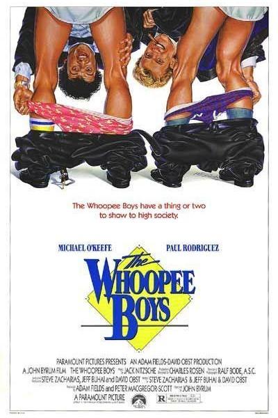 Caratula, cartel, poster o portada de The Whoopee Boys