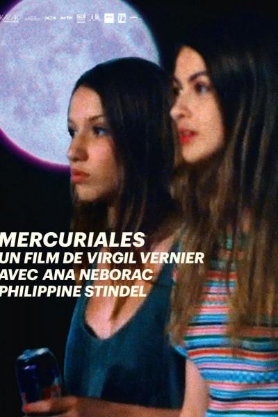 Caratula, cartel, poster o portada de Mercuriales