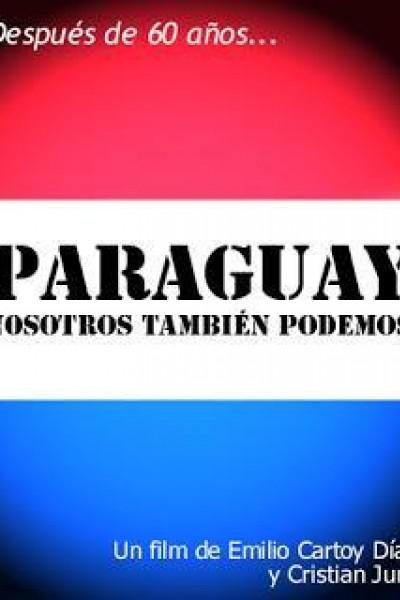 Caratula, cartel, poster o portada de Paraguay. Nosotros también podemos