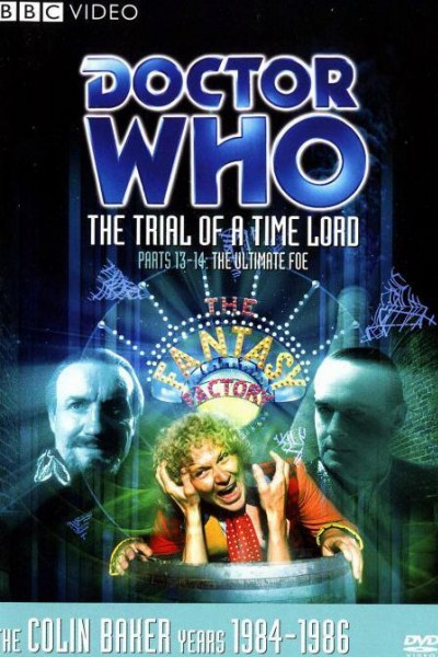Caratula, cartel, poster o portada de Doctor Who: The Trial of a Time Lord: The Ultimate Foe