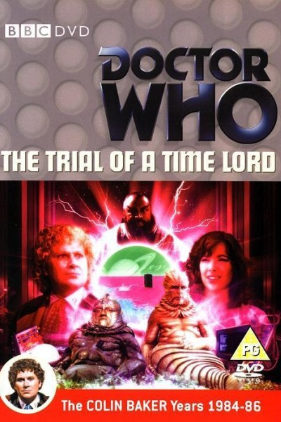Caratula, cartel, poster o portada de Doctor Who: The Trial of a Time Lord: Mindwarp