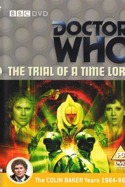 Caratula, cartel, poster o portada de Doctor Who: The Trial of a Time Lord: Terror of the Vervoids