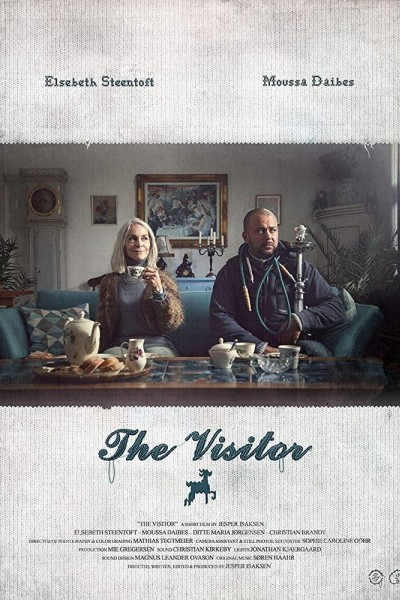 Caratula, cartel, poster o portada de The Visitor