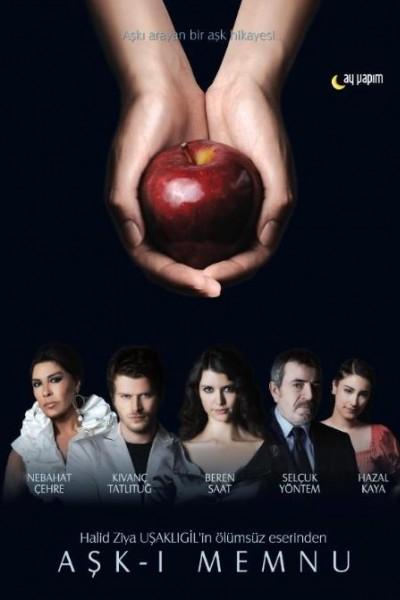 Caratula, cartel, poster o portada de Amor prohibido