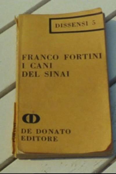 Caratula, cartel, poster o portada de Fortini/Perros
