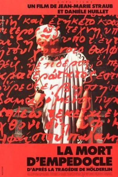 Caratula, cartel, poster o portada de La muerte de Empedocles