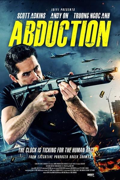 Caratula, cartel, poster o portada de Abduction