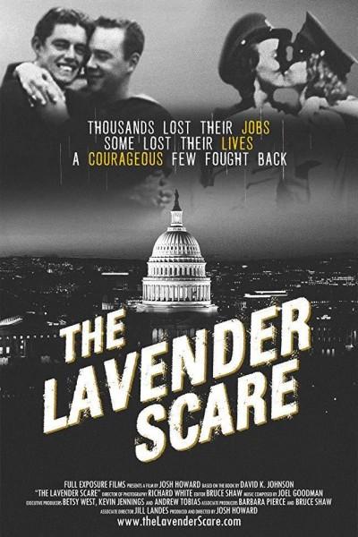 Caratula, cartel, poster o portada de The Lavender Scare