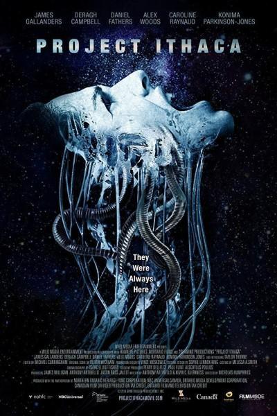 Caratula, cartel, poster o portada de Project Ithaca