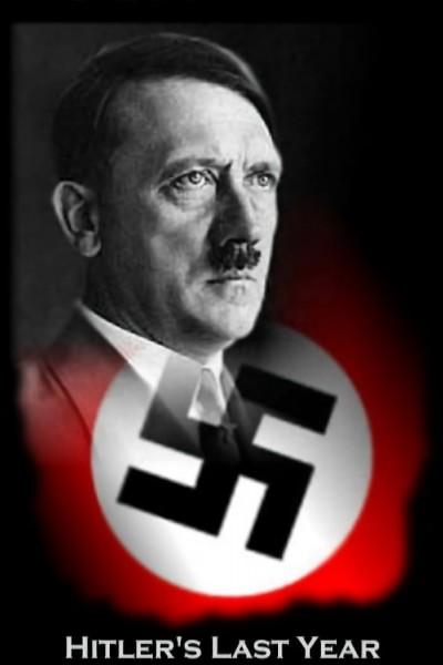 Caratula, cartel, poster o portada de El último año de Hitler