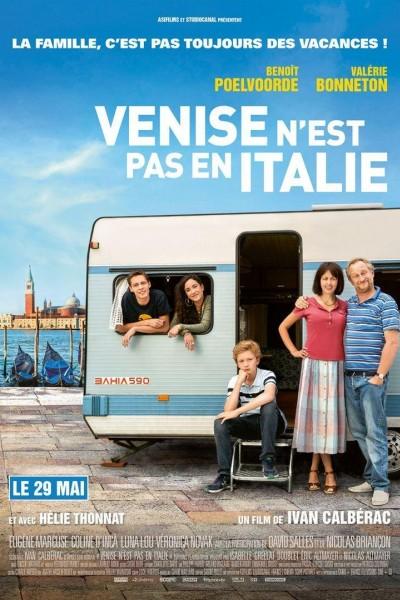 Caratula, cartel, poster o portada de Venise n\'est pas en Italie