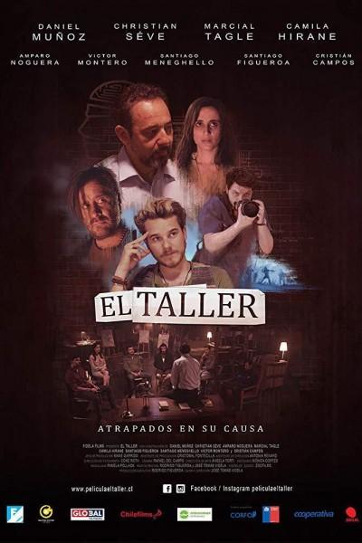 Caratula, cartel, poster o portada de El taller