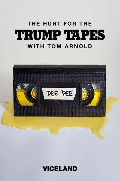 Caratula, cartel, poster o portada de The Hunt for the Trump Tapes
