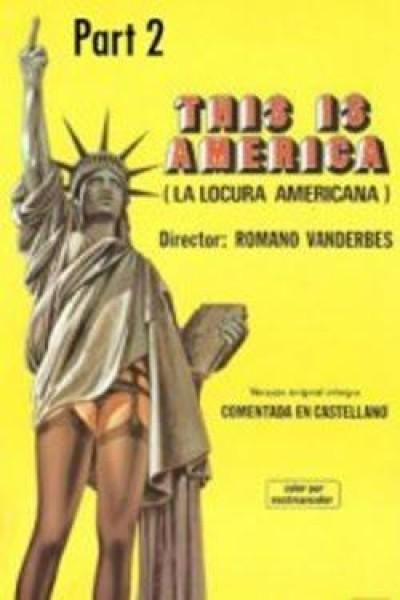 Caratula, cartel, poster o portada de La locura americana II